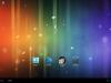 Motorola Xoom ICS Update - Main Screen